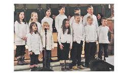 Eigens für dieses Konzert entstanden: Der Kinderchor Alpthal.