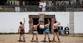 Augsta Raurica - Training der Gladiatoren