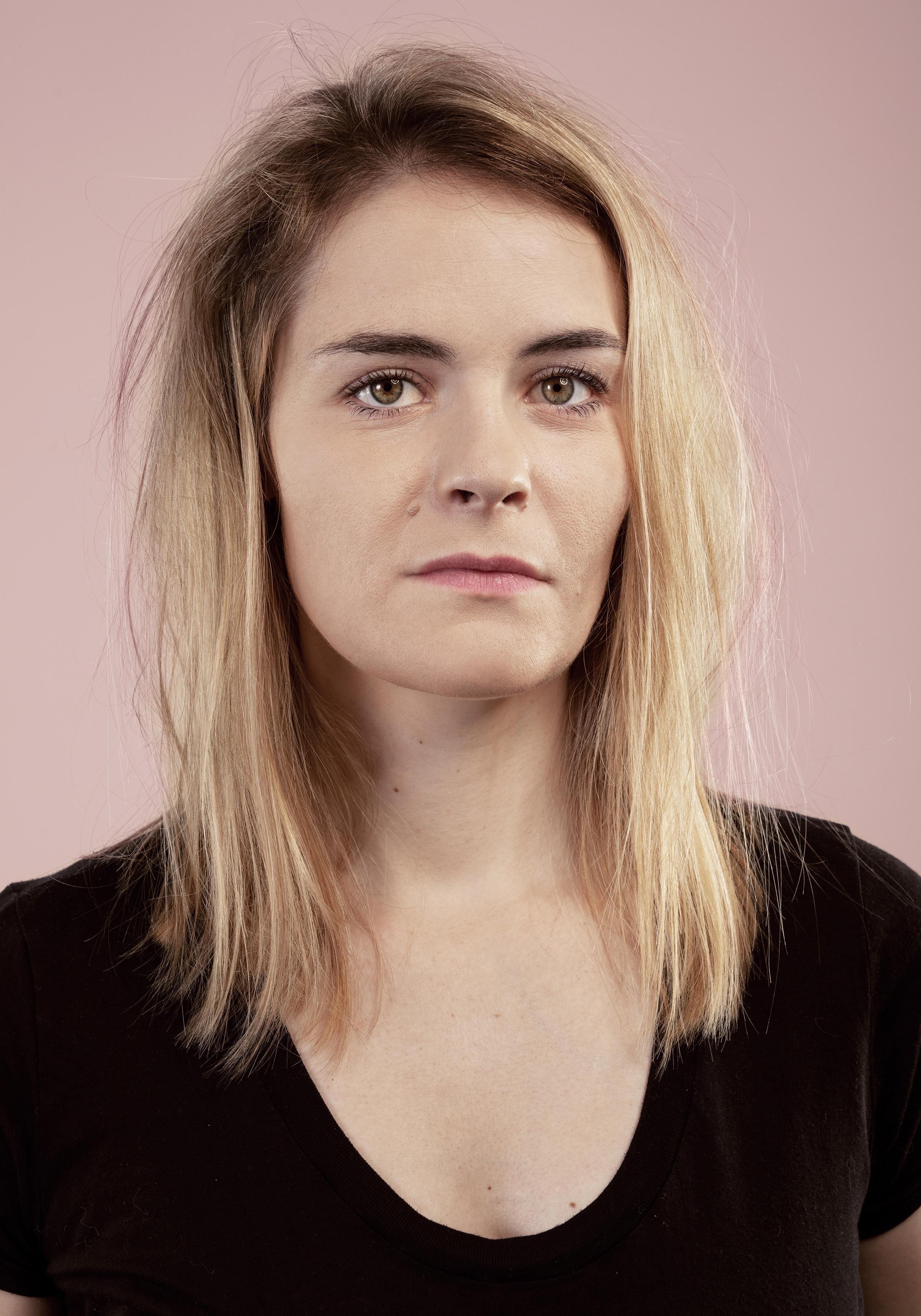 Hazel Brugger - Kennen Sie diese Frau?