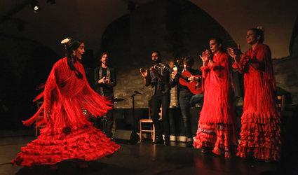 Puentes – Actuación Flamenca