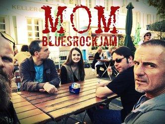 MOM Blues Rock Jam, live
