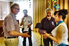 Seniors - Rencontre des suisses-allemands