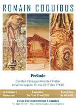 Inauguration & exposition : Atelier R. Coquibus