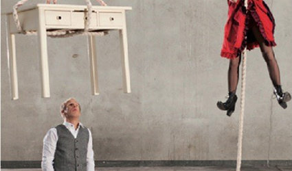 Zeitgnössischer Circus: E1nz zeigt ZWÄI