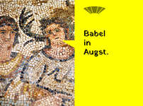 Babel in Augst