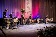 125. Société de Musique de La Chaux-de-Fonds: COSMIC PERCUSSION ENSEMBLE
