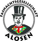 Logo Fasnachtsgesellschaft Alosen