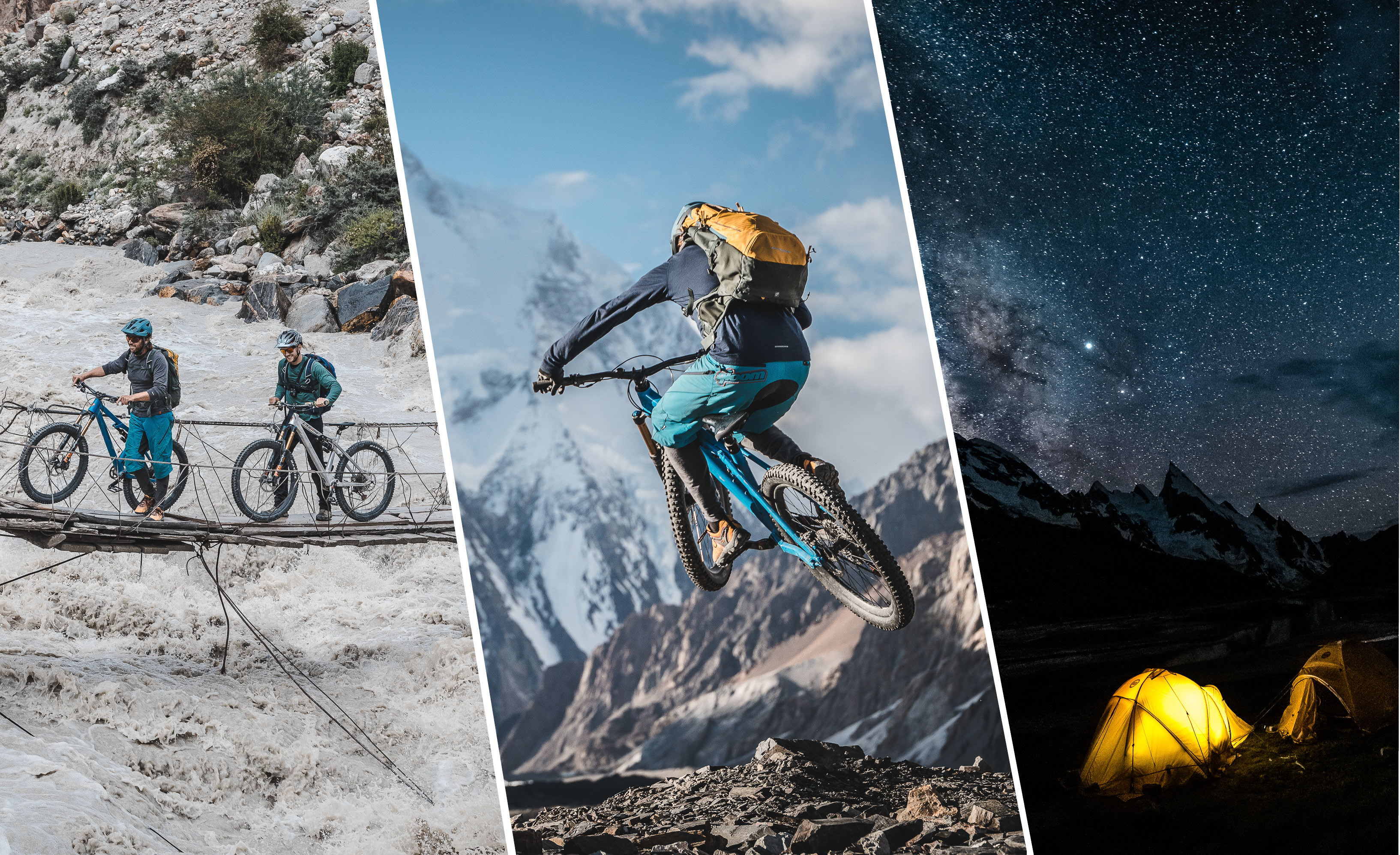 Sattelfest - Mountainbike Abenteuer