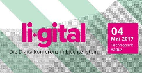 Ligital - Die Digitalkonferenz in Liechtenstein