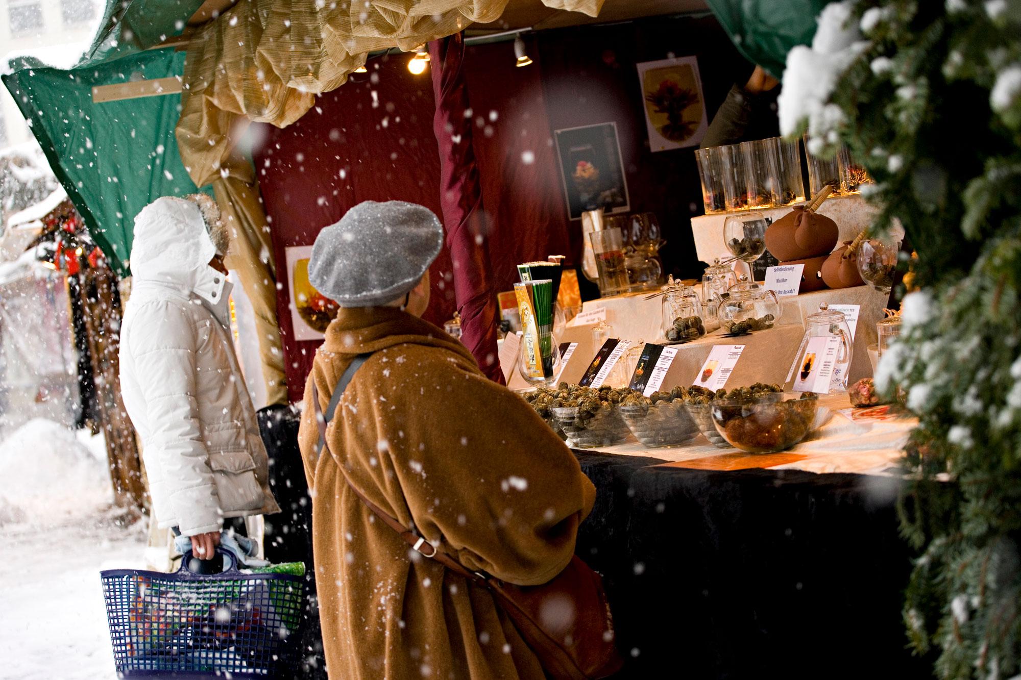 Weihnachtsmarkt Thun