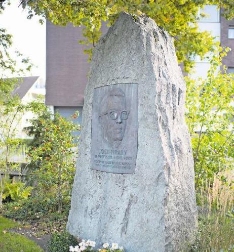 1972 hat der Oberägerer Komponist seine würdige Gedenkstätte erhalten. (Bild Maria Schmid)