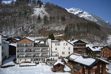Hotel Restaurant Elmer: Aussenansicht