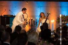 ABGESAGT: Bar Konzert mit Mr. Soulsax Duo