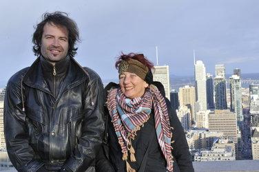 FALTER: neue alpine Musik mit Barbara Schirmer (Hackbrett)