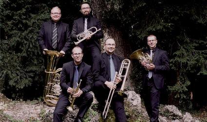 Silvesterkonzert mit dem Blue-Boys Brass-Quintett