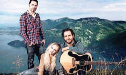 Nur noch ein Duo: «C.H.» sind ab sofort noch Kisha und Reto Burrell (rechts). Nori Rickenbacher ist ausgestiegen.