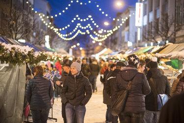 Weihnachtsmarkt Glarus © Samuel Trümpy Photography