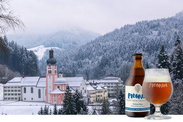 Pilgrim Winterbier-Anstich