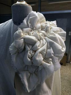 """Couture, Interactive Media Design et photo """"Quand l'art décolle"""""""