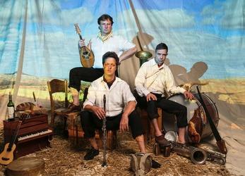 Duo MeierMoser & der Huber – Don Quixote