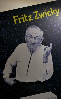 Fritz Zwicky, Astrophysiker