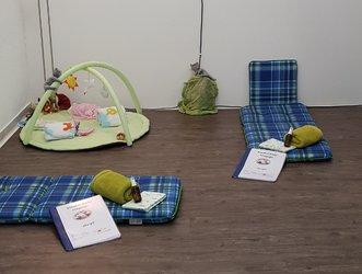 Blissful Baby Massage / Vierwöchiger Kurs Babymassage - 1
