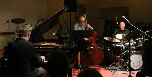 Domenico Capezzuto Swiss Trio - 1