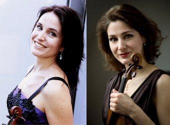 CANTUS Singende Klangwelten - Sibylle & MirjamTschopp Violine/Viola - 1