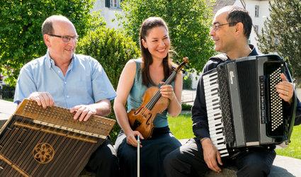 Karussell – Konzert Trio Pegasus