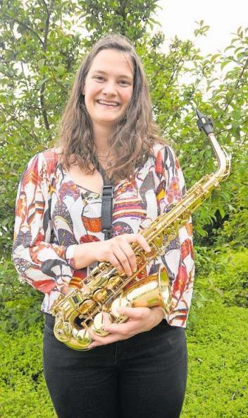 Die hervorragende Solistin: Tina Hugentobler. (Bild PD)