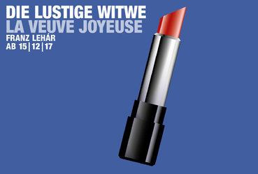 Die lustige Witwe / La Veuve joyeuse - 1