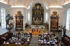 Jahreskonzert der Stradivari-Stiftung Habisreutinger in Gersau
