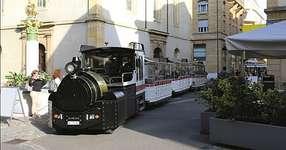 Tour de ville : Petit train touristique