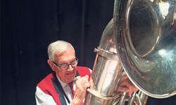 Peter Vögelin komponierte den «Naprzód Marsz» (was so viel heisst wie «Vorwärts, Marsch!»).