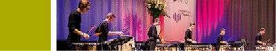 "Concert : ""Cosmic percussion Ensemble"""