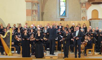 Konzert Kammerchor Zürcher Oberland – Musik kann verwandeln