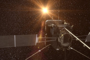 Science Café: STIX – das Schweizer Space-Teleskop für die Sonne
