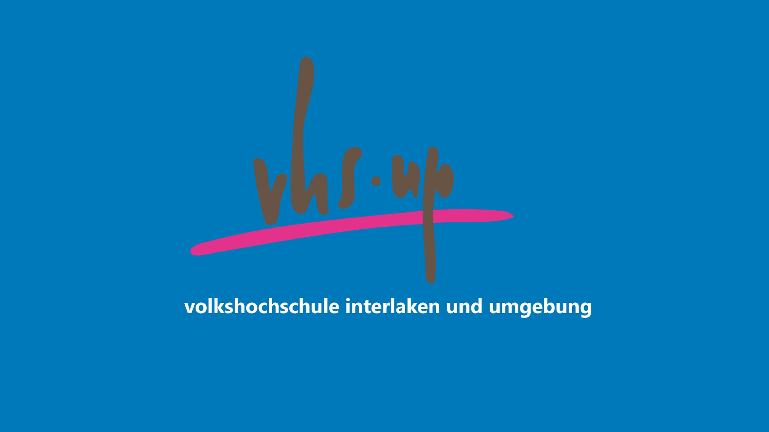 VHS - Volkshochsule Interlaken