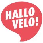 Logo «Hallo Velo!»