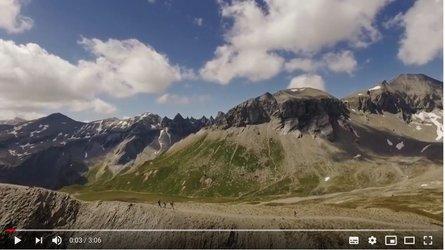 Alpenbildung im neuen Video einfach erklärt - 1
