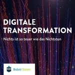 Digitale Tansformation - Heute verstehen Morgen mitgestalten