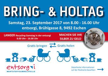 Bring- & Holtag