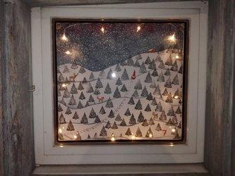 Adventsfenster Ennenda