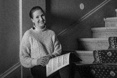 Gershwin and more: Fides Auf der Maur und Valentina Pfister