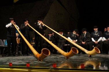 """Hervorragende Akustik im """"Konzertsaal"""""""