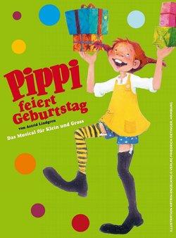 Pippi feiert Geburtstag - 1