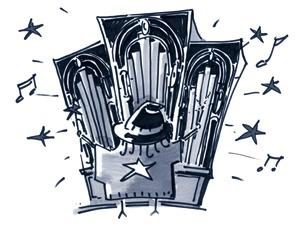 Zauberlehrling-Orgellehrling