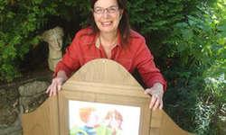 Das Koffertheater von Anita Schorno fand bei den Kindern grossen Anklang.