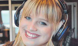 Julia Maria Sakar aus Bäch will ins Finale der «grössten Schweizer Talente». Bild Franco D'Agostino