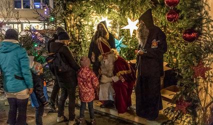Gossauer Wiehnachtsmärt